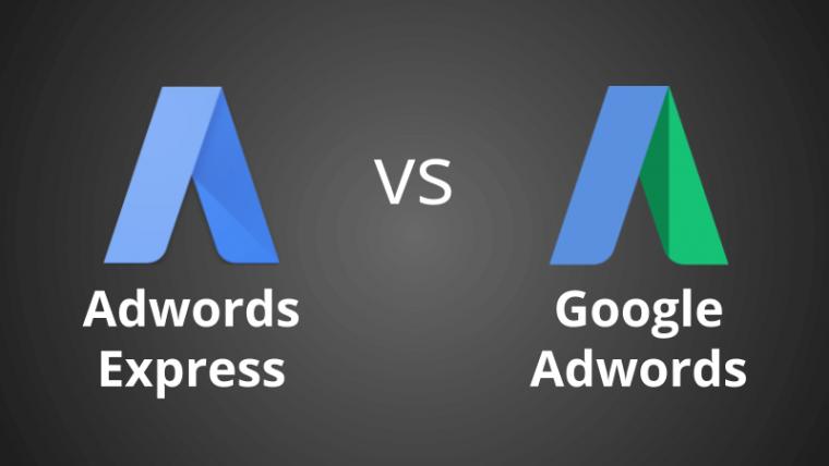 Qual é a diferença entre o Google Adwords e o Adwords Express?