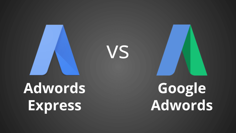 Comparação Google Ads (Adwords) e Adwords Express