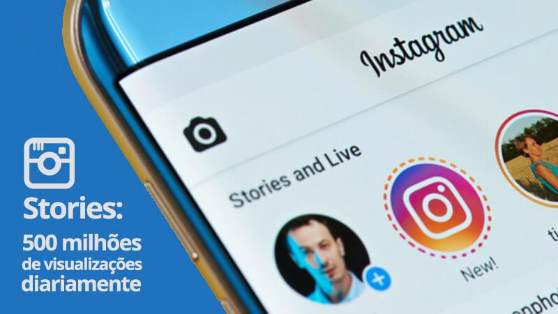 Instagram Stories tem 500 milhões de usuários por dia