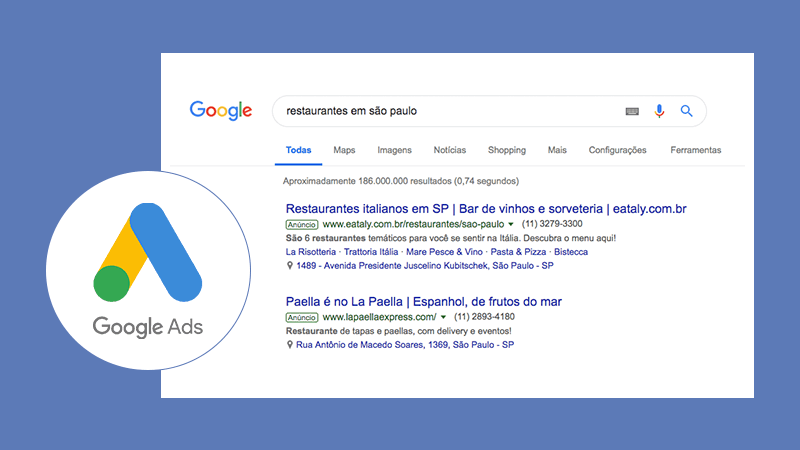 O que são e como funcionam os anúncios do Google Ads (Google Adwords)?
