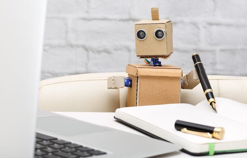 Escrever conteúdo SEO para robôs e não para humanos