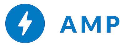 AMP Logomarca do projeto da Google