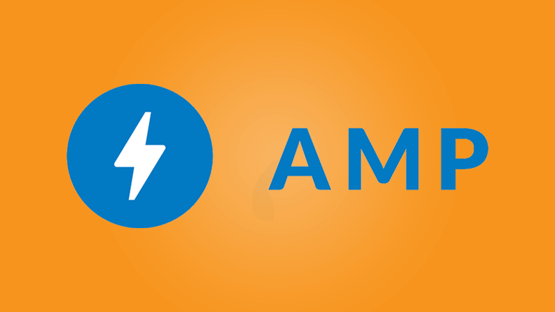 Páginas AMP Google Logomarca