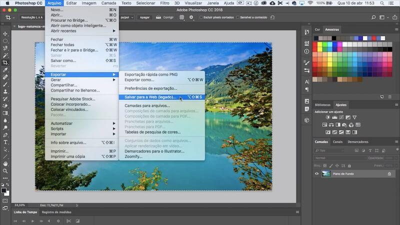 Como gerar imagens leves para melhorar a velocidade e SEO do seu site