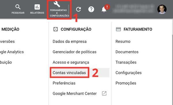 Google ads: como vincular a conta Google Analytics