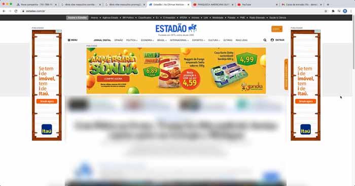 Anúncios de campanha da rede de display do Google Ads